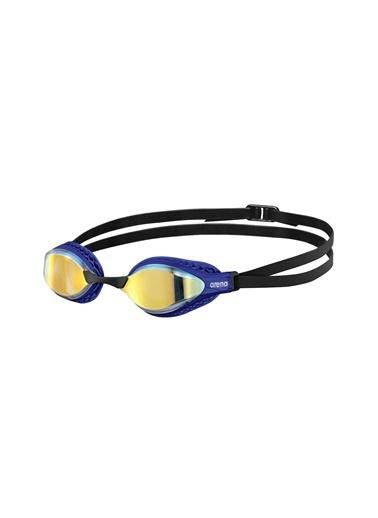 Arena Air-Speed Mirror Unisex Gri Yüzücü Gözlüğü 003151201 Gri